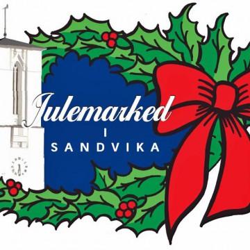 Julemarkedet i Sandvika 2012