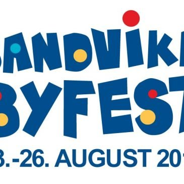 Sandvika Byfest logo