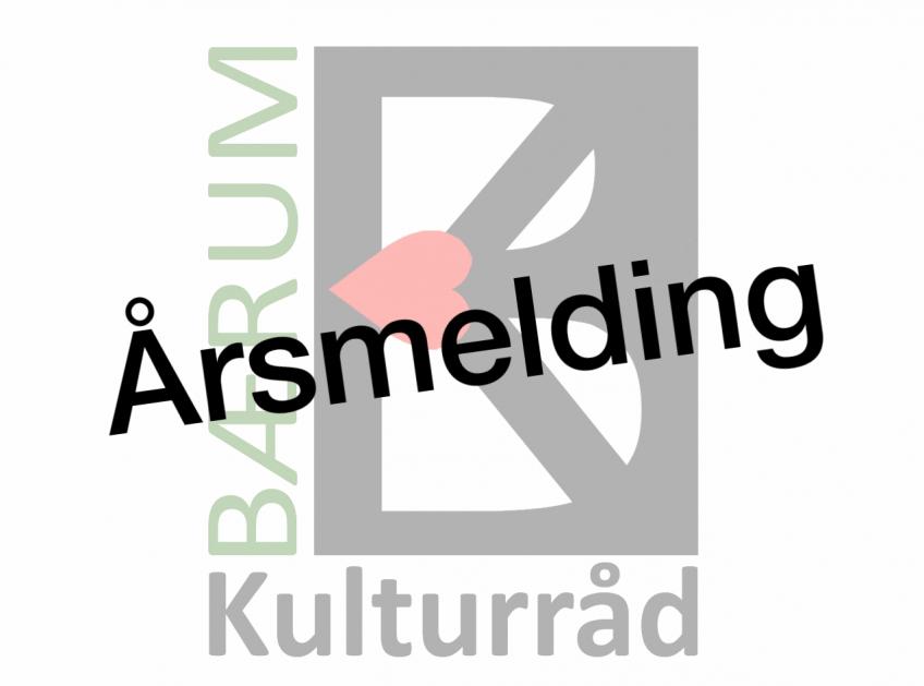 Bærum Kulturråd – Årsmelding 2016