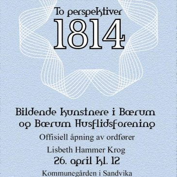 To perspektiver 1814