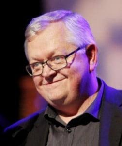 Marius Stenberg Styremedlem i BKR