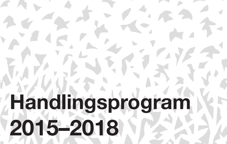 Handlingsprogram 2015-2018 i Bærum kommune