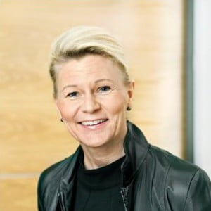 Berit Inger Øen kultursjef i Bærum