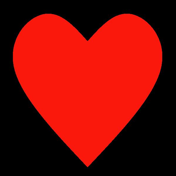 Hjerte del av BKR logo transparent