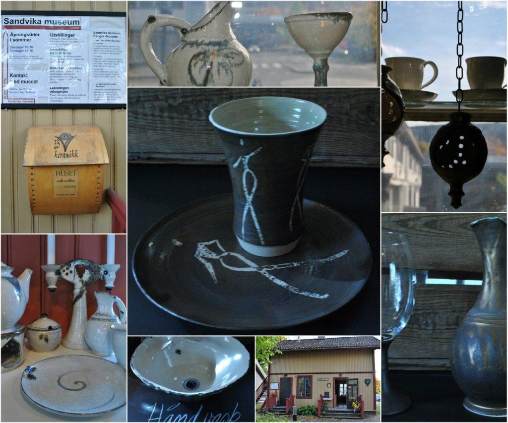 EB keramikk