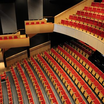 Bærum Kulturhus – Arrangørmøte 19. januar 2016 – «Min side», mva-rutiner og serviceavgift
