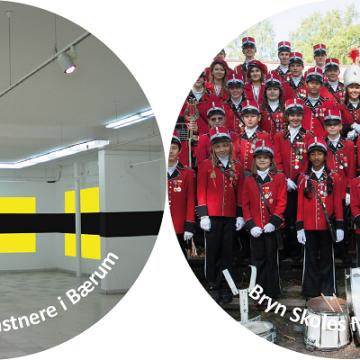 KULekalender 2016 – 2. desember BKiB og Bryn skoles musikkorps