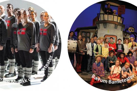 KULekalender 2016 3. desember – BærMuDa og Bærum Barneteater/Teaterskole