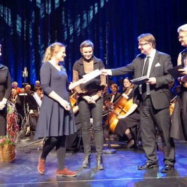 Kulturstipend Bærum kommmune 2016
