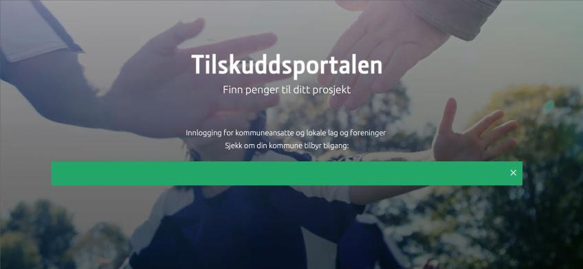 Kurs om tilskudd og Tilskuddsportalen.no onsdag 6.09. kl 18-20