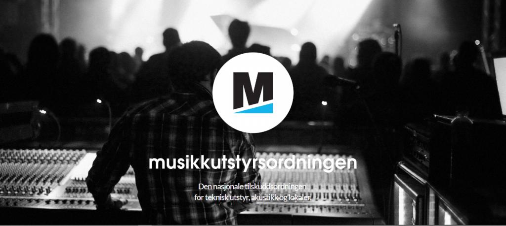 musikkutstyrsordningen