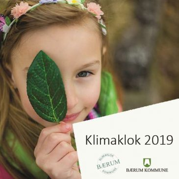 Klima- og miljøprisen Klimaklok 2019